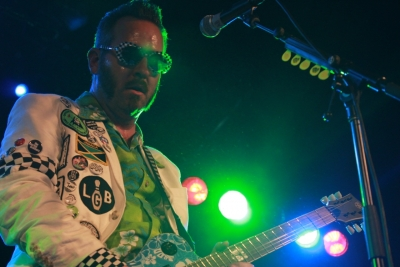 Reel Big Fish Gig Review @ Leeds Met University - 'You all look so sexy, I'm going to put you in my spank bank!'