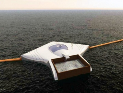 A New Solution To Cleaning Our Oceans....Get Them To Clean Themselves!