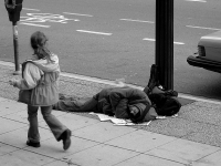 Homeless People: Emphasis On The People Part