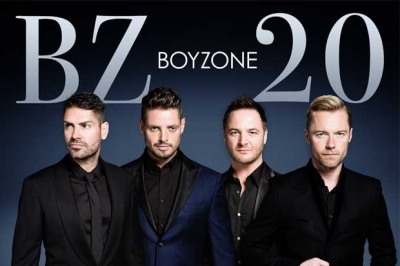 Album Review: Boyzone – BZ20