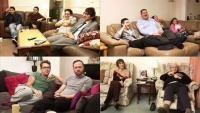 Families on 'GoggleBox'