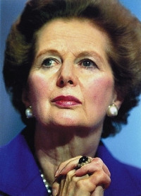 Margaret Thatcher's Death