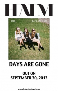 Album Review: Haim - Days Are Gone
