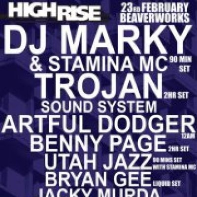 Club Night Review: Highrise @ Beaverworks, Leeds