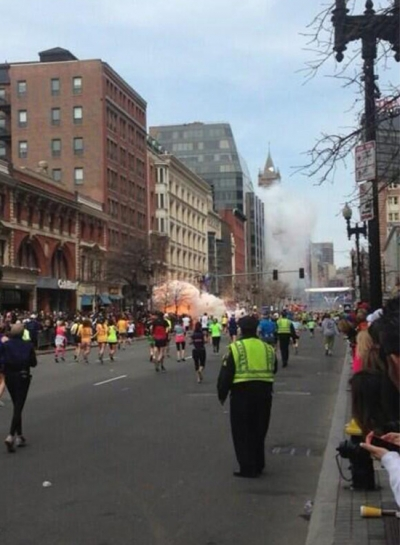 Bombs in Boston: Shockwaves Across the World