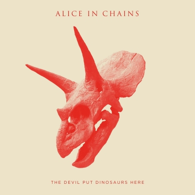 Album Review: Alice in Chains - The Devil Put Dinosaurs Here