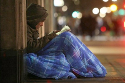 Being Homeless: Walking the line between the cells and the cold