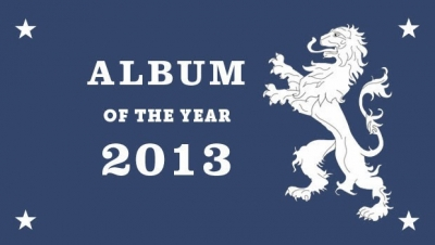 Top 5 Albums Of 2013!