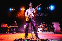 Gig Review: Jimmy Eat World @ O2 Academy Leeds - 'A Kid Gets Punched, And Some Post Gig Thank You Sex'