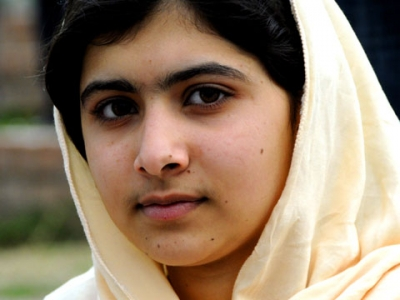 Malala Inspires us to Speak Out