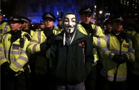 UK's Anonymous Million Mask March: Unappreciated or Unorganised?